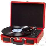 Denver VPL-120, crveni, USB gramofon Cene