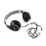 S Box HS-501 B sa mikrofonom black slušalice Cene