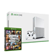Microsoft XBOX One SLIM 500GB White + GTA 5 konzola