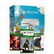 Microsoft konzola XBOX ONE 500GB White + Sunset Overdrive + Destiny + COD AW + Tekken 7 + Life is strange