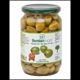 Benlian Food zelene masline bez koštica 690g tegla Slike