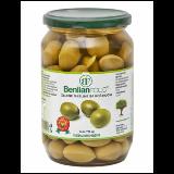 Benlian Food zelene masline sa košticom 700g tegla