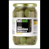 Baš Baš zelene masline bez koštice 720g tegla