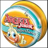 Argeta junior super tuna pašteta 95g limenka Slike