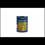 La Perla ananas kocka kompot 580ml limenka