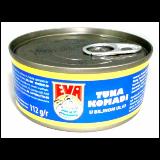 Podravka Eva tuna komadi u biljnom ulju 160g limenka