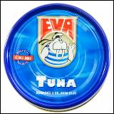 Podravka Eva tuna komadići u biljnom ulju 160g limenka Slike