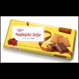 Štark najlepše želje keks čokolada 170g Slike
