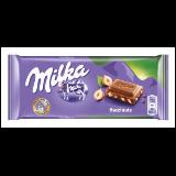 Milka hazelnuts čokolada 80g Slike