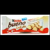 Ferrero kinder bueno white 39g