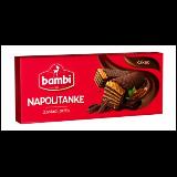 Bambi napolitanke kakao krem 140g kutija Slike