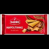 Bambi napolitanke crna i bela čokolada 185g