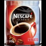 Nescafe classic instant kafa 20g kesa