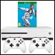 Microsoft Xbox One S 1TB + Extra Controller + XBOXONE FIFA 19
