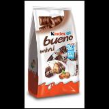 Ferrero kinder bueno mini čokoladice 108g kesa