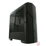 LC Power Gaming 997B Hypnos_X, ATX, 5.25, 2x3.5, 3x2.5, 2x120mm RGB fans, Audio/USB3.0, acrylic side panel kućište za računar Cene