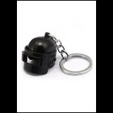 Comic & Online Games privezak PUBG Black Helmet Keychain