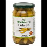 Benlian Food feferoni ljuti 320g tegla Slike