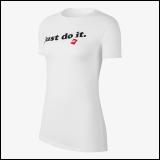 Nike ženska majica W NSW TEE PREP JDI CK4367-100