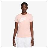 Nike ženska majica kratak rukav W NSW TEE ESSNTL ICON FUTURA BV6169-666
