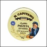 IL Capitano pašteta od lososa 95g limenka Slike