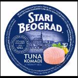 Stari Beograd tuna komadi 160g limenka Slike