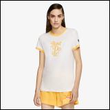 Nike ženska majica kratak rukav W NSW TEE RINGER RETRO FEM CT8901-100