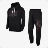 Nike muška trenerka M NSW CE TRK SUIT HD FLC GX CU4323-010