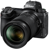 Nikon Z6 II + 24-70MM F/4 + FTZ Adapter digitalni fotoaparat Slike
