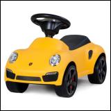 Rastar guralica Porsche - žuta crvena bela