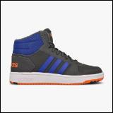 Adidas dečije duboke patike HOOPS MID 2.0 K BG FW4278 Slike