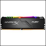Kingston HyperX FURY RGB 16GB 3466MHz | HX434C17FB4A/16 DDR4 ram memorija Slike
