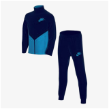 Nike dečija trenerka B NSW CORE TRK ST PLY FTRA NFS CV9335-410 Slike