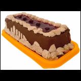 Del Trade čokoladana torta sa višnjom 1.6KG Slike