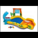 Intex bazen za decu Dinosaurus Play Center - 249 cm x 191 cm x 109 cm