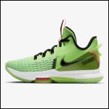 Nike unisex patike za košarku LEBRON WITNESS V CQ9380-300 Slike