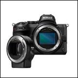Nikon Z5 MILC fotoaparat+FTZ adapter Slike