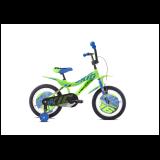 Capriolo BMX Kid 16 HT zeleno-plavo (921118-16) dečiji bicikl  Cene