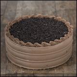 Torta Ivanjica Posna - kinder - okrugla torta