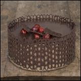 Torta Ivanjica Čokoladni poljubac - okrugla torta Slike