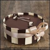 Torta Ivanjica Posna - žarbo - okrugla torta Slike