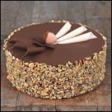 Torta Ivanjica Nugat - okrugla torta Slike
