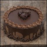 Torta Ivanjica Gabon - okrugla torta