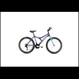 Capriolo Mtb diavolo 600 26 18HT ljubičasto-tirkiz 17 (920325-17) muški bicikl  Cene