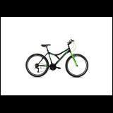 Capriolo Mtb diavolo 600 26 18HT crno-zelena 17 (920320-17) muški bicikl  Cene