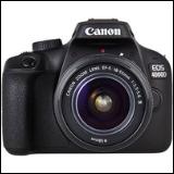 Canon EOS 4000D BK 18-55 SEE digitalni fotoaparat Slike