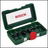 Bosch 6-delni set TC glodala, 8 mm prihvat 2607019463  Cene