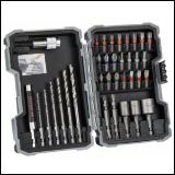 Bosch 35-delni set burgija i bitova odvrtača 2607017328  Cene