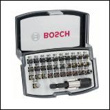 Bosch 32-delni set bitova sa brzo izmenljivim držačem2607017319  Cene