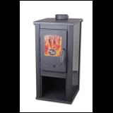 Trgo Produkt Thalia OKTA M CRNA peć za grejanje Slike